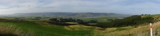 Panorama über das Southland