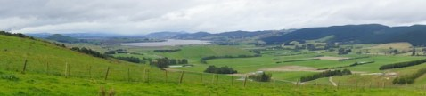 Panorama in Otago