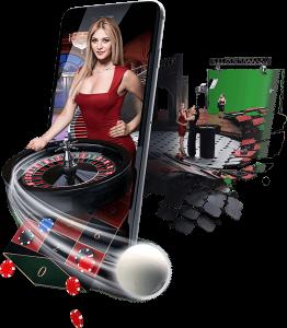 live casino advantages