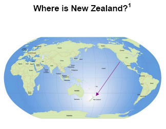 where-is-new-zealand