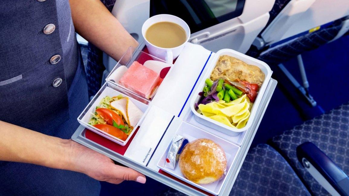 开箱:南航基督城直飞中国航班飞机餐