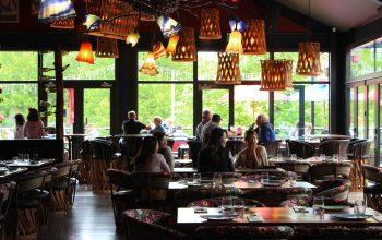 周末美食之旅4 酒吧·古典·活力夏日:河边市场(Riverside Market)
