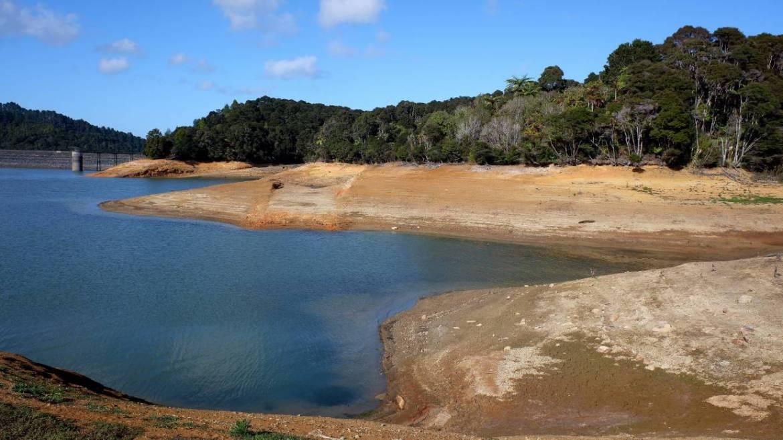 关注气候变迁:奥克兰的缺水问题