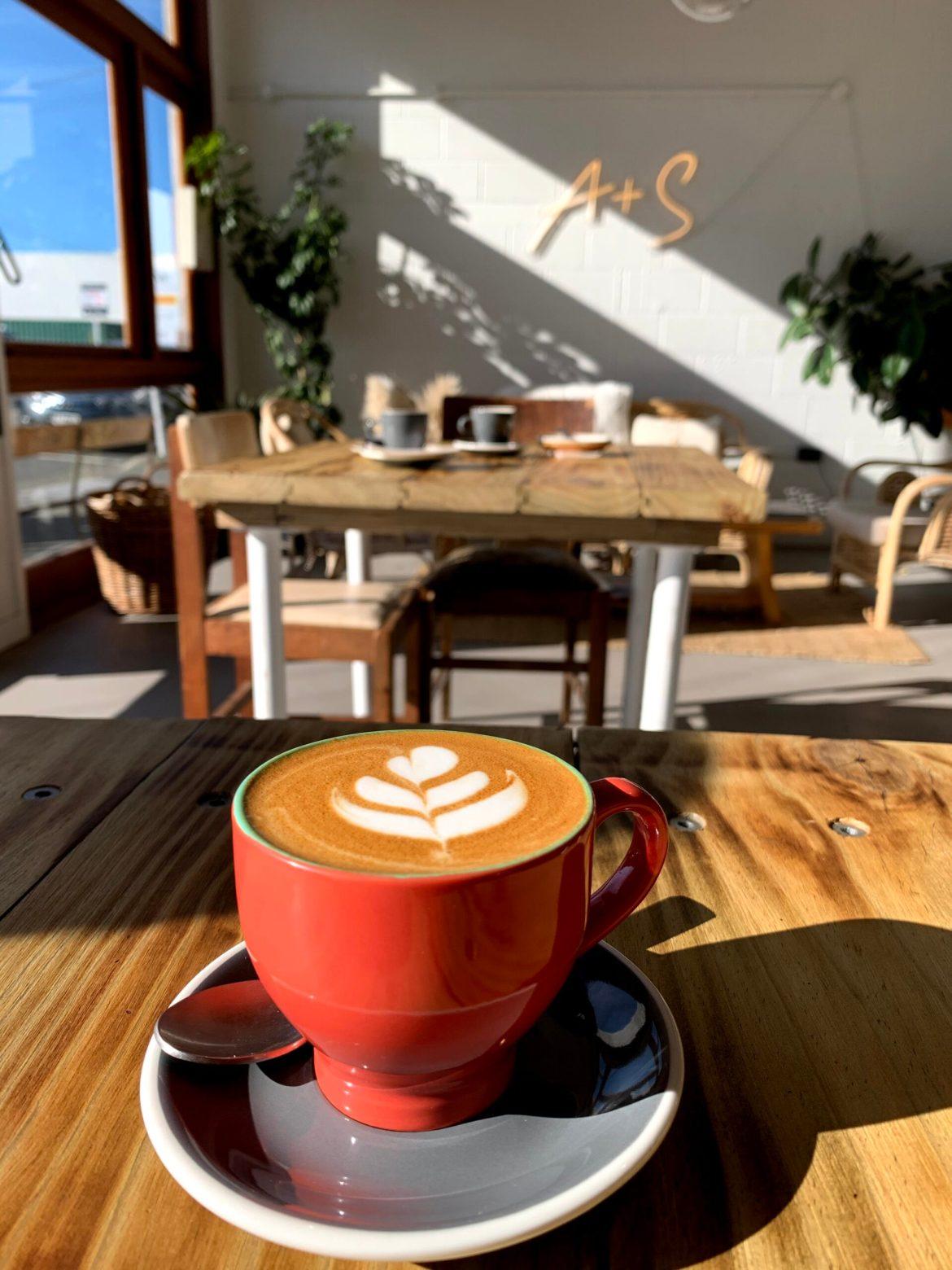 基督城美食推荐:法式小清新的咖啡厅(Ally & Sid)