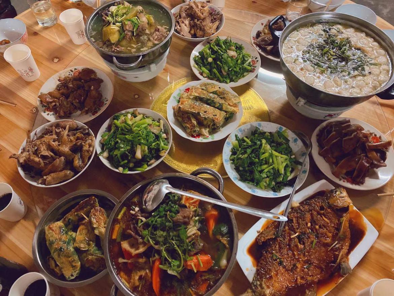 春节特辑:年夜饭,给大家介绍我们的家乡菜