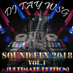 DJ TAY WSG - SOUND EFX VOL. 1 (ULTIMATE EDITION) (EFX 2018) 6