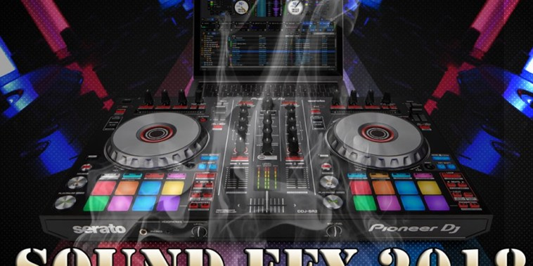 DJ TAY WSG - SOUND EFX VOL. 1 (ULTIMATE EDITION) (EFX 2018) 7