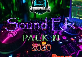 TEAM ANONYMOUS - SOUND EFX PACK VOL. 1 (EFX 2020) 2