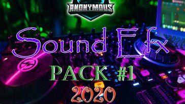 TEAM ANONYMOUS - SOUND EFX PACK VOL. 1 (EFX 2020) 4