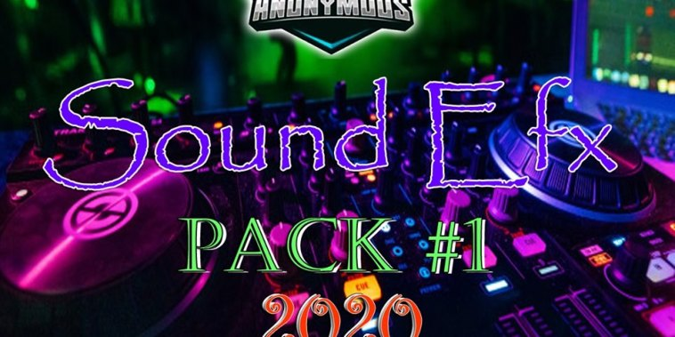 TEAM ANONYMOUS - SOUND EFX PACK VOL. 1 (EFX 2020) 6