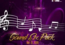 DJ SHOL - SOUND EFX PACK VOL. 12 (EFX 2020) 10