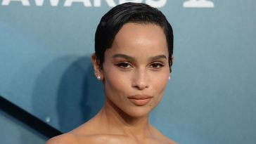 ZOE KRAVITZ EN CATWOMAN? ON ATTEND ÇA!!! 3