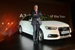 Audi India achieves new sales record: 10851 units sold