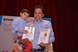 Child/God Is an Emotional Roller Coaster Ride through Fatherhood says Ketan Bhagat