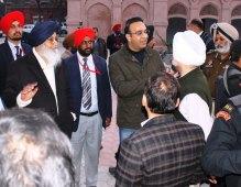 CM Punjab announces to dedicate 'Urban Haat' to nation on coming Baisakhi