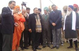 Pond Water in state be treated and used for Irrigation: Sandhu