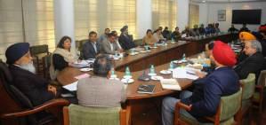 Delegation of General Categories Welfare Federation calls on CM Punjab