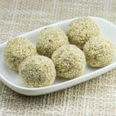 How to Cook Til Gud Khoya Ladoo by Chef Surjan Singh Jolly