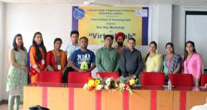 LCET collaborated with IIT Delhi to work on Virtual Labs