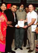 Globus Consulting Group Pvt Ltd awarded the Ministerial Award of Recognition