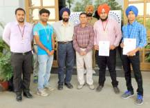 LCET sportsman bring laurels to the city by excelling in Taekwondo Tournament