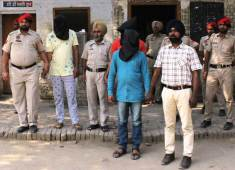 Ludhiana (rural) police arrest three kidnappers, recovers ransom money