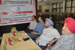 Seminar on Ethical & Affordable Health Care held