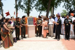 """Shaheed Smarak"" dedicated to Martyrs of 1965 & 1971 war"