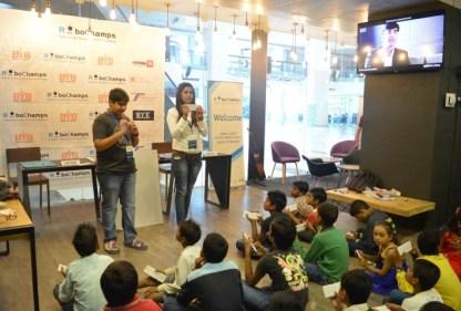 Robotics for Slum Children (2) (Small)