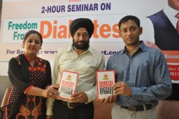 Renowned Diabetes expert to Conduct Seminar 'How To Cure Diabetes'