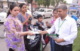 Dengue awareness drive as part of 'Swachh Fortis' initiative