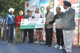 5th Edition of Chandigarh Cyclothon Held
