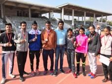 8 Athletes qualify from Panchkula zonal trials of NYCS GAILRAFTAR season II