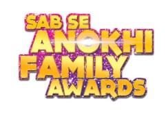 Sab TV's unique initiative Sab Se Anokhe Family Awards