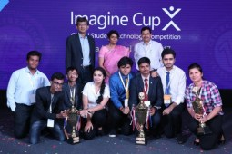 Microsoft Announces India Winners of the 15th edition of Imagine Cup