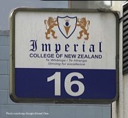 Imperial College of New Zealand stopped from enrolling due to 'cheating' in exam by students
