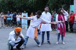 Street Play 'Health ka Panchnama' make people aware on Healthy Lifestyle