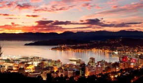 'A little city with a big heart'- Wellington
