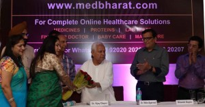 MED Bharat Launches online genuine, affordable medicines