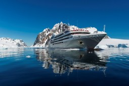 India's first luxury cruise to White Continent – Antarctica by The Q Experiences