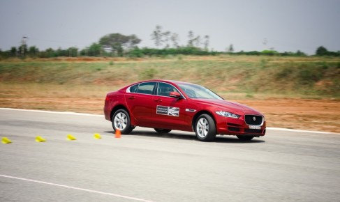 Jaguar brings the Art of Performance Tour to Lucknow