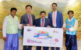 Korea Tourism Organization India in association with Athena Ventures launched Quiz Contest for Tricity Schools