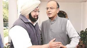 Punjab CM Meet Jaitley to Pursue GST Waiver on Langar & Prasad