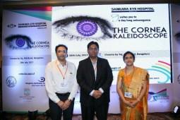'The Cornea Kaleidoscope' – a one day scientific extravaganza organized by Sankara Eye Hospital