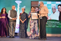 FICCI curates Special Jury Award to honor Dr. K R Balakrishnan for exemplary achievements