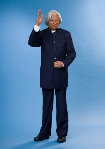Figure of A.P.J. Abdul Kalam (Medium)