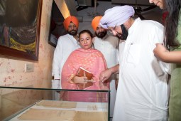 Punjab CM Inaugurates World's 1st Partition Museum, Dedicates it to the Nation.