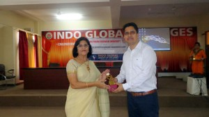 Indo Global Colleges organised Entrepreneurship Awareness Camp in collaboration with TiE