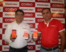 COMIO enters India with three smartphones Say hello to the S1, C1 and P1!