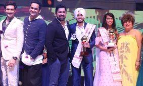 Udyaveer Singh & Arshiya Khan bagged away the Glambird's Miss & Mr North India